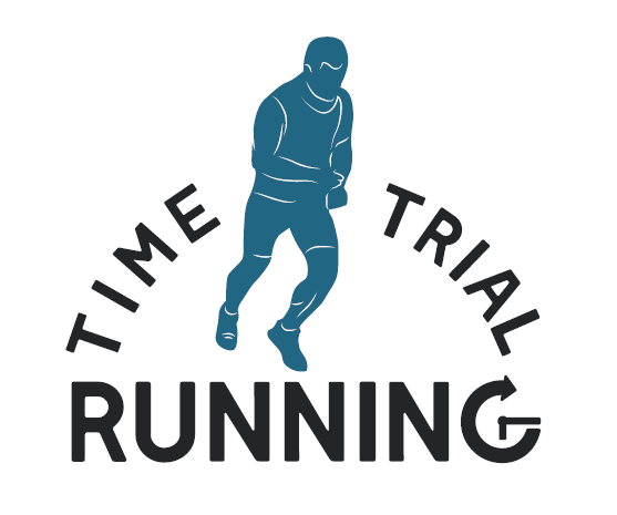 Time Trial Running logo